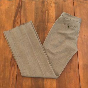 Banana Republic Trouser Pants Career Wool Blend